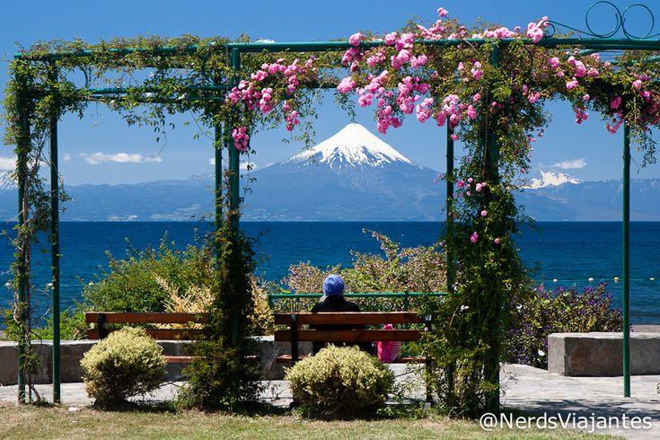 Frutillar - Roteiro Volta ao Lago Llanquihue - Lagos Chilenos - Chile