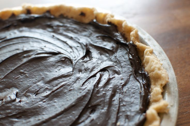 Chocolate Avocado Pie - #Vegan, less than 5 ingredients, and sinfully ...