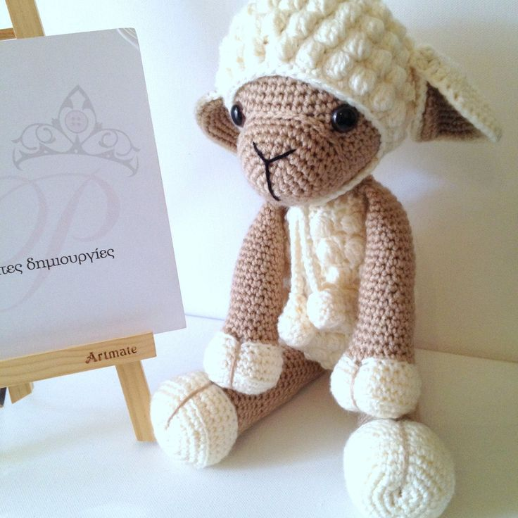 A personal favourite from my Etsy shop https://www.etsy.com/listing/503909718/crochet-amigurumi-lampcrochet