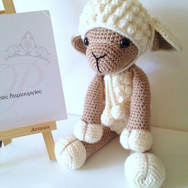 A personal favourite from my Etsy shop https://www.etsy.com/listing/503909718/crochet-amigurumi-lampcrochet