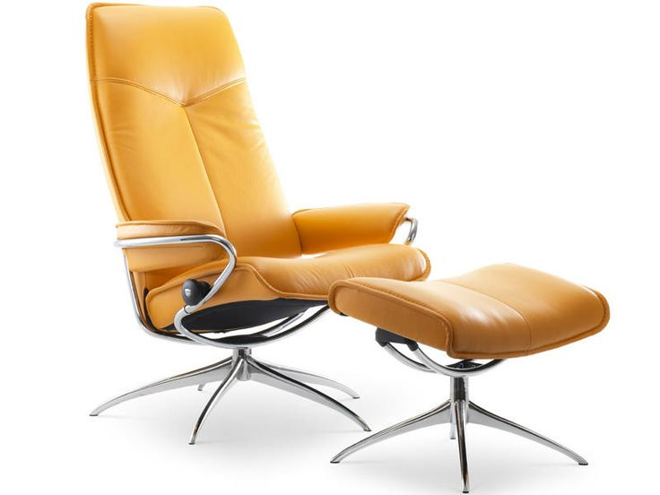 #Stressless City #fauteuil hoge rug | Löwik Wonen & Slapen