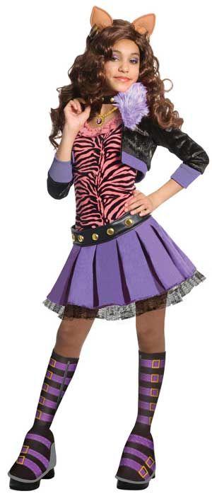 Clawdeen Monster High Costume