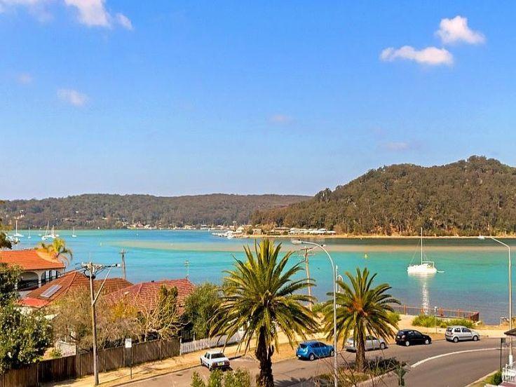 Ettalong Beach, New South Wales, Australia.