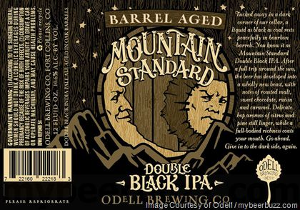 mybeerbuzz.com - Bringing Good Beers & Good People Together...: Odell Brewing Barrel-Aged Mountain Standard Double...