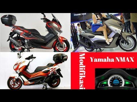 """""""Modifikasi&Kontes"""" Yamaha N-Max 2016 Paling Keren di Indonesia tepatnya..."""
