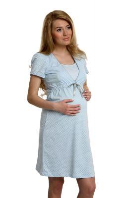 Koszula nocna ciążowa i do karmienia Felicita http://maternity24.pl/pl/p/Koszula-nocna-ciazowa-i-do-karmienia-Felicita/1369