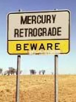 NEW! Mercury Retrograde in Scorpio Audio Series Download/MP3
