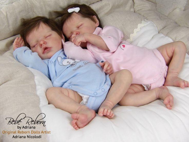 Twin A e Twin B - Bonnie Brown