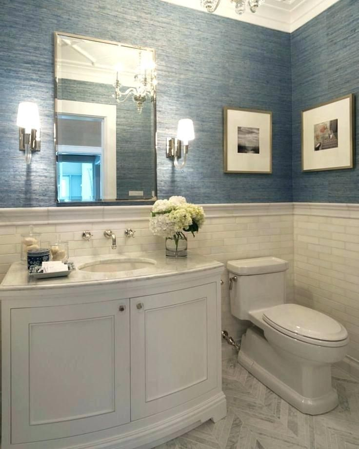 15 Divine Bathroom Cabinets Remodel Double Sinks Ideas Small Bathroom Remodel Powder Room Small Bathroom Interior