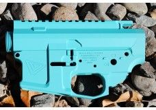 Tiffany Blue AR Lower Receiver