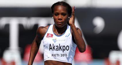 Stella Akakpo n'a que 19 ans, mais déjà un joli palmarès. Championne de France juniors du 60 m cet hiver, la Francilienne a conquis l'Europe il y a quelques semaines. A Rieti, elle a décroché le titre...