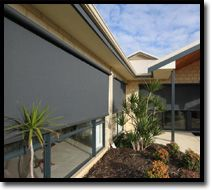 Window Blinds   Outdoor Shade Blinds Perth Australia  Bozzy Shade Blinds