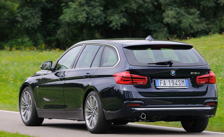 2017 BMW 318d Touring