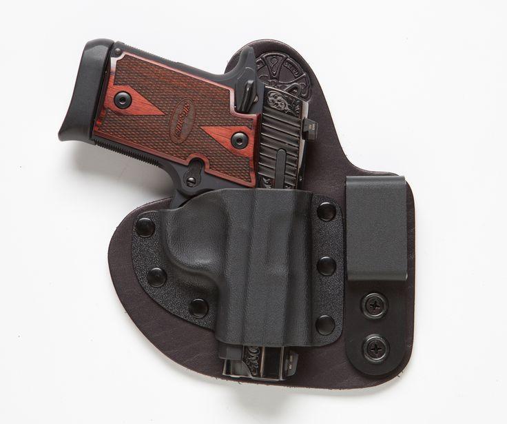 Gunnysack: New Product Spotlight | Crossbreed Holsters Women's Appendix Holster in Cowhide | Click here to learn more: http://www.crossbreedholsters.com  | #crossbreed #girlswithguns #concealedcarry #holster #NPOTD