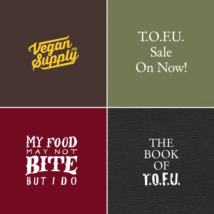 My friends at Vegan Supply have dropped their price for both The Book of T.O.F.U. and the T.O.F.U. aprons. With a limited quantity remaining, now is a great time for you to support two vegan businesses while also saving money!