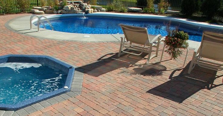 Olde Greenwich Cobble®   Unilock Available @ Dale's Landscaping Supply, www.daleslandscaping.com Roseville, MI #Michigan #Pavers #DLS #unilock #landscaping