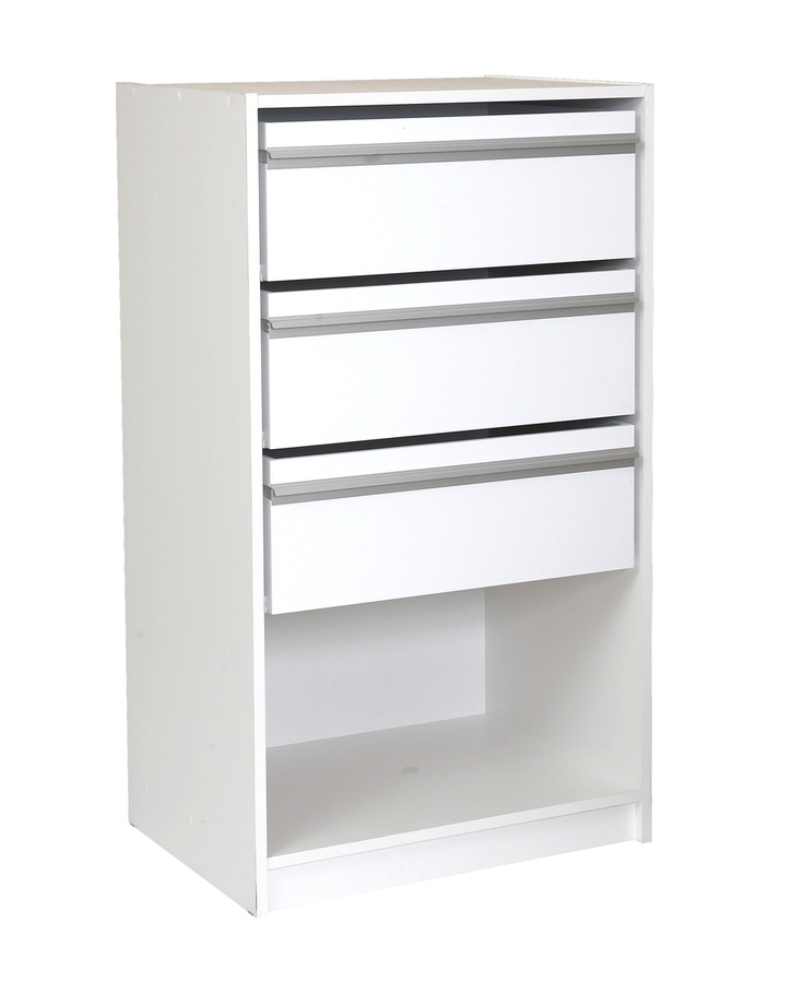 Multistore 3 Jumbo Drawer Wardrobe Insert Bunnings Warehouse Drawers Hardware Store Wardrobe