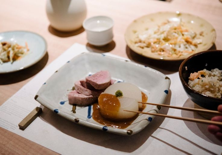 Home-style Japanese in a space that'll transport you straight there.