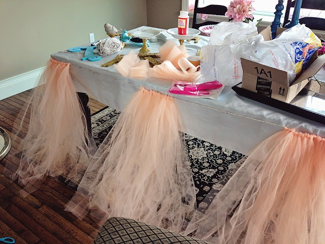 1000 Images About Table Skirts On Pinterest