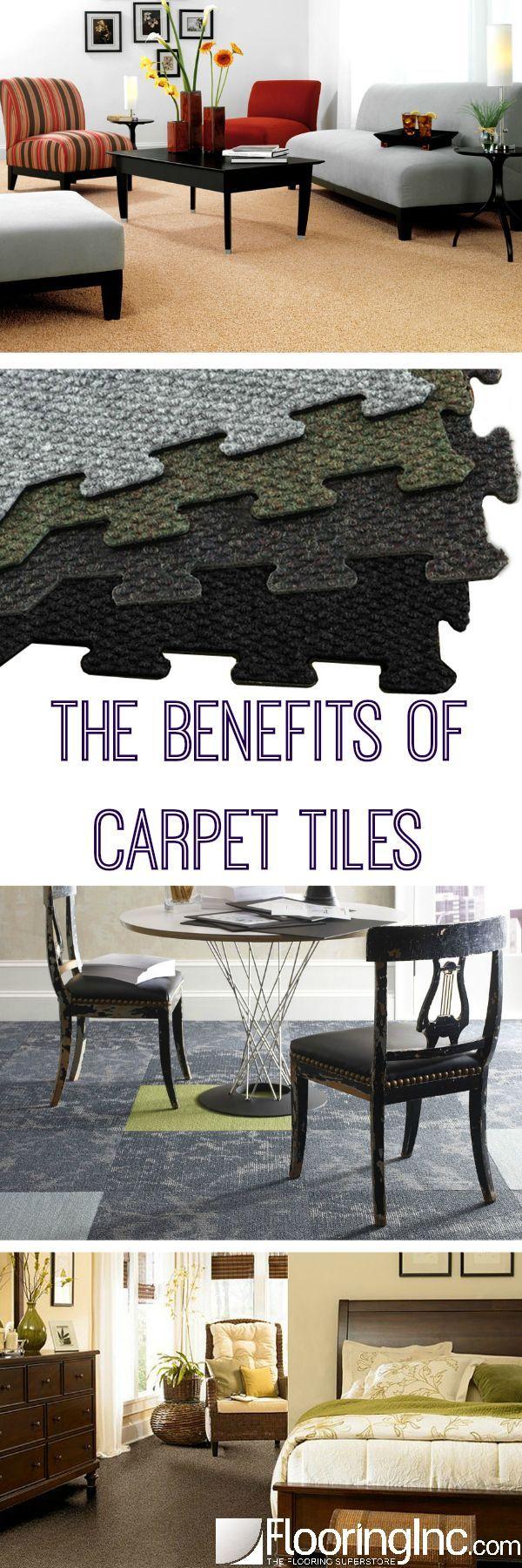 Harley color carpet tiles - The Benefits Of Carpet Tiles