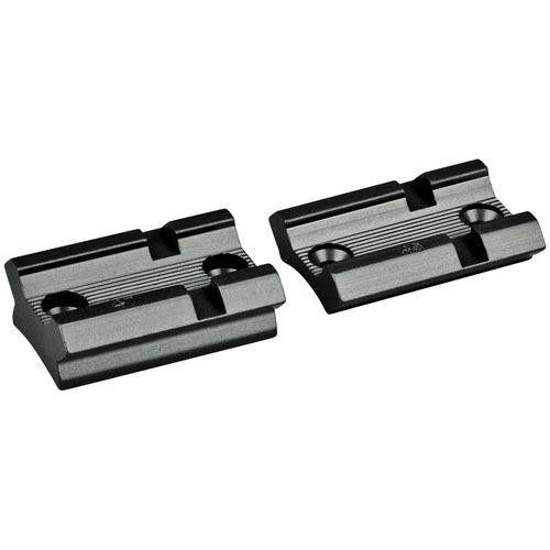 Aluminum 2 Piece Scope Base Winchester Model 70, Black