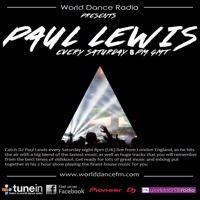 PLAYING LIVE ON WORLDDANVEFM.COM 27/01/2018   *60 by PAUL LEWIS on SoundCloud