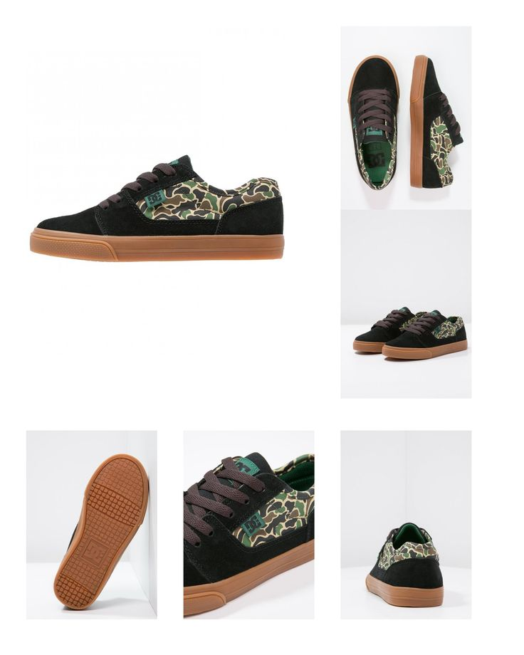 3613371794118   #DC #Shoes #TONIK #Sneaker #low #black #für #Jungen