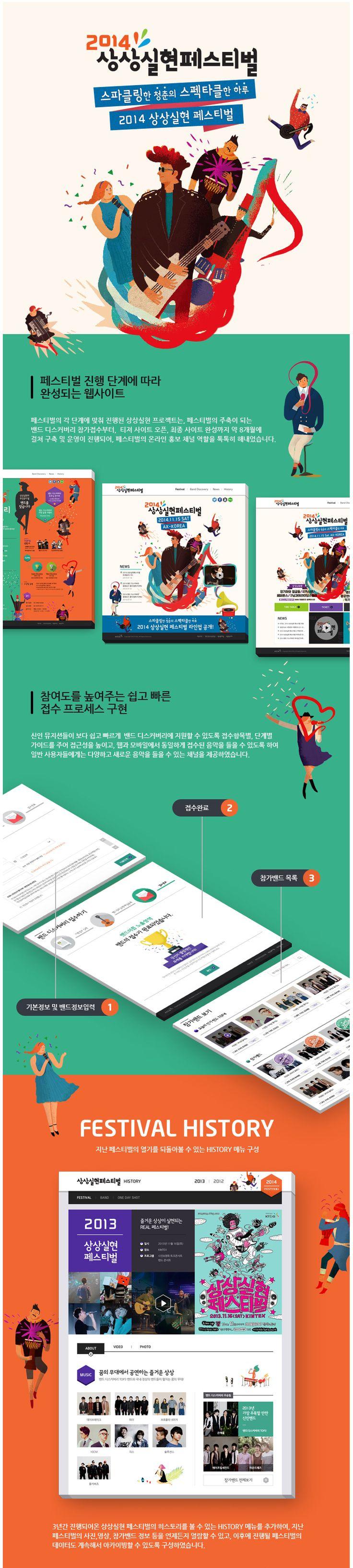 KT&G 2014 상상실현 웹사이트 구축+운영