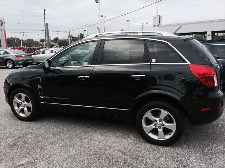 2013 Chevy Captiva Sport LTZ One owner, less than 24k miles, fully loaded including power sunroof, heated outside mirrors, remote vehicle starter, Bluetooth hands free calling, Sirius XM $20,000 Call 850-276-6425