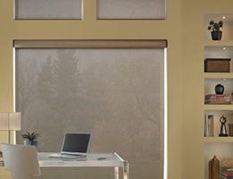 Smart Weave 1% Screen Roller Shades