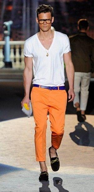 dsquared, men's fashion spring/summer 2012 (Uomo primavera / estate)