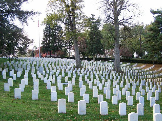Lexington National Cemetery - Lexington, Kentucky