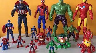 Super Giant Silver Surprise Egg SPIDERMAN Red vs Black LEGO Marvel Super Heroes Toys for Kids - YouTube