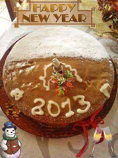 Olga's cuisine...και καλή σας όρεξη!!!: Βιεννέζικη βασιλόπιτα