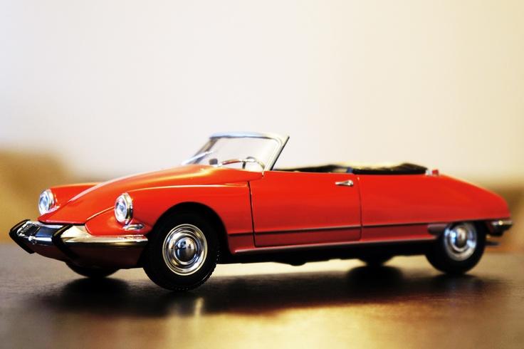 1963 Citroen DS 19 cabriolet