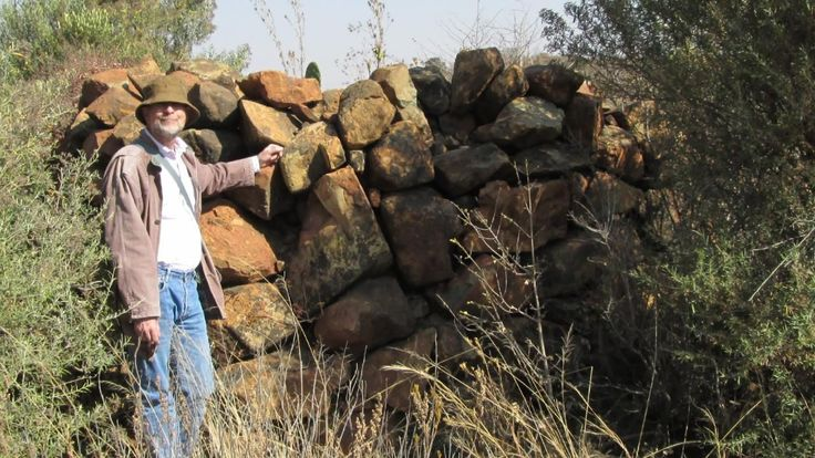 'Lost city' revealed in South Africa using laser technology