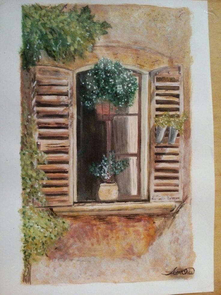Tuskany paint toscana