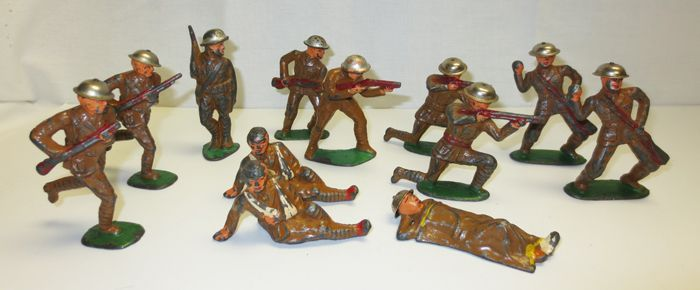 Barclay Toy Soldiers 73