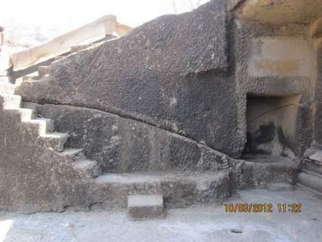 Kanheri caves, India_rainwater harvesting taht has been working for thousands of years.