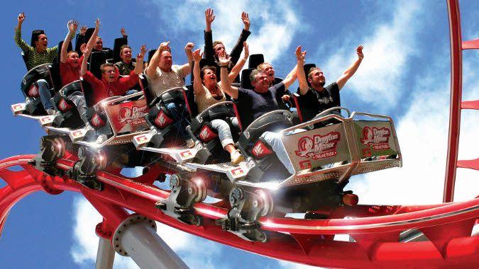 Gyertek velünk egy egész napos felhőtlen szórakozásra!A legjobb angol vidámparkok, kalandparkok és szórakoztató parkok várnak rátok.Nem csak gyerekeknek!