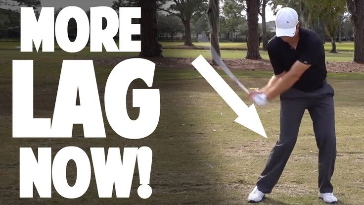 NEW GOLF LAG DRILL TO CRUSH YOUR IRONS | SSS