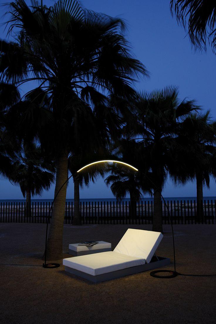 Halley outdoor light designed by Jordi Vilardell & Meritxell Vidal.  http://www.vibia.com/en/lamps/show/id/416010/outdoor_lamps_halley_4160_design_by_jordi_vilardell_meritxell_vidal.html?utm_source=pinterest&utm_medium=organic&utm_campaign=halley