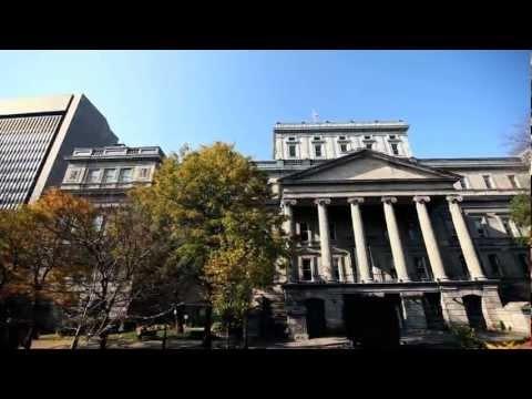 Montreal City Hop-on Hop-off Tour