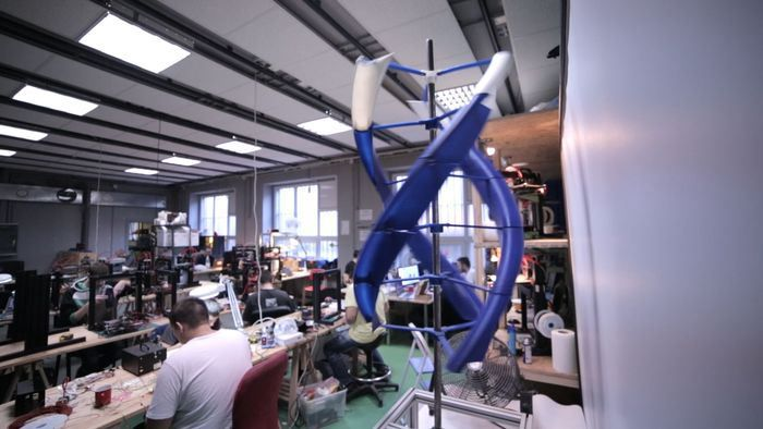 AirEnergyは、3Dプリンターで作るオープンソースの風力タービンだ - TechCrunch