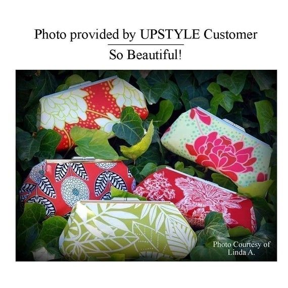 PDF Tutorial for Open Channel Purse Frames As Seen on by Upstyle