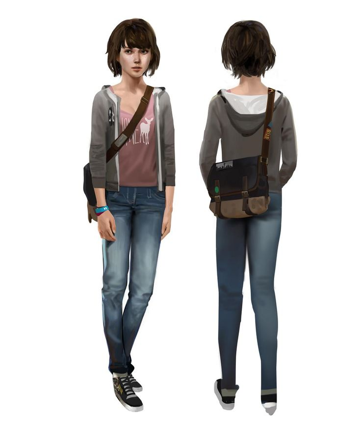Life is Strange - Max Caulfield Concept Art  http://dontnodentertainment.wikia.com/wiki/Max_Caulfield/Gallery