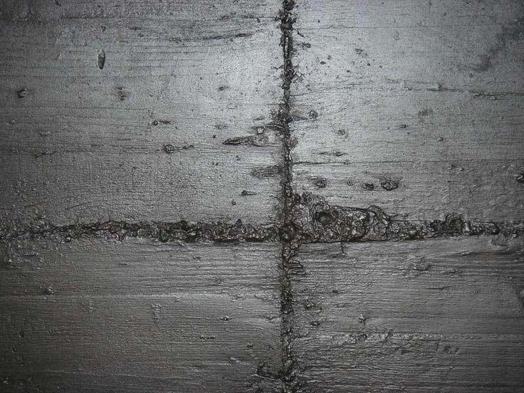 Armata di Gioia e creatività. Nicole ha saputo trasformare una parete di Cemento Armato in una parete unica e molto moderna, grazie a   #Gioia. Gioia è un prodotto perlescente che illumina le tue pareti. #decorazione #interiors #pittura
