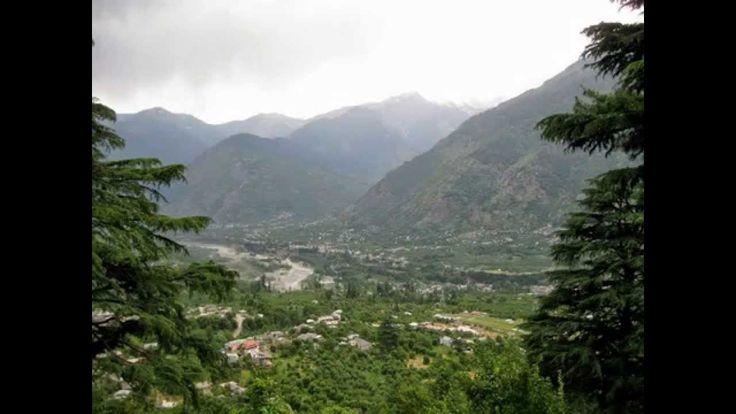 Marvellous Himalayan view , Manali , Himachal Pradesh