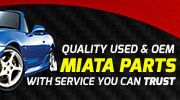 Miata Used Parts 2006-Present
