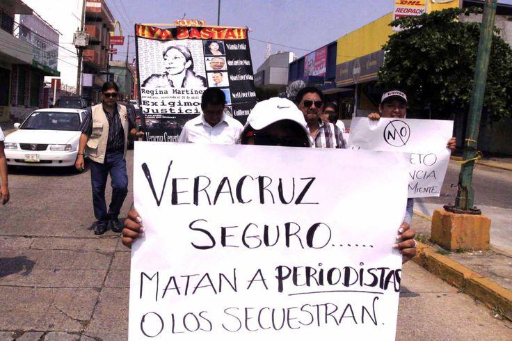 ¡Y SEGUIMOS CONTANDO LOS MUERTOS! En México, 'la libertad de expresión seguirá siendo un sueño'